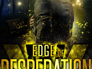 Meet Nat Kennedy, author of the Gay Urban Fantasy Novel, Edge of Desperation: Wielder World 1