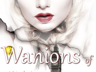 Wanions of the Wicked, by Romarin Demetri, Paranormal Romance