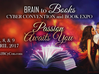 Brain to Books Presents J.A. Brown, Paranormal Romance Author