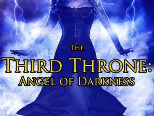 """Character Interview with Anjali, """"The Third Throne: Angel of Darkness"""""""
