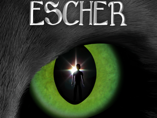 The Heart of Escher, by Jonathan Dance, Fantasy