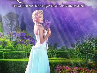 Romarin Demetri, Author of the Frost Bloom Garden, a Paranormal Romance