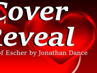 Cover Reveal - The Heart of Escher by Jonathan Dance