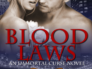 Lexi C. Foss, Author of Blood Laws, a Paranormal Romance