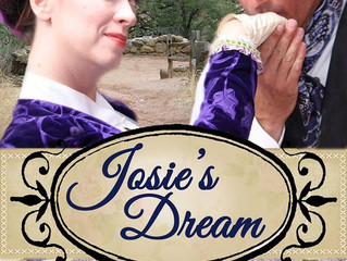 Josie's Dream, by Angela Raines, a Historical Romance