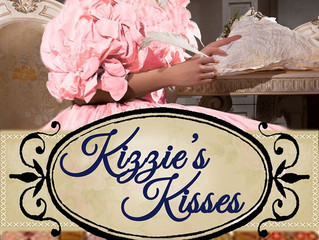 Kizzie's Kisses, a Historical Romance by Zina Abbott