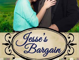 Jesse's Bargain, by Kay P. Dawson, A Historical Romance