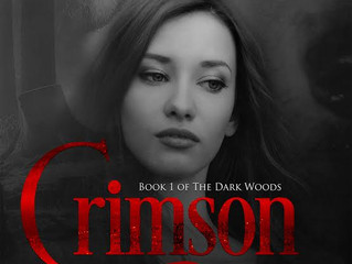 Crimson Moon, Author by Sherri A. Wingler, a Paranormal Novel