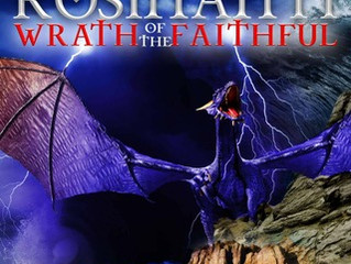 Rosinanti: Wrath of the Faithful, by Kevin J. Kessler, a Dark Fantasy