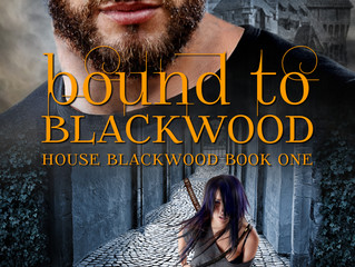 Meet Sharon Lipman, author of the Paranormal Romance, Bound to Blackwood