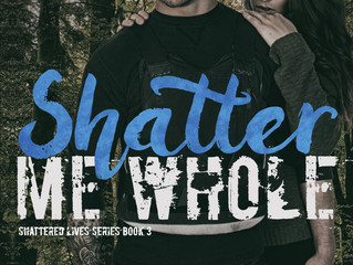 Shatter Me Whole, by Barb Shuler, a Dark Suspense/Thriller