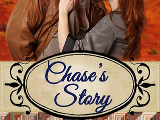 Chase's Story by P. A. Estelle, a Historical Romance