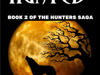 Heidi Angell, Author of The Hunted, an Urban Fantasy/Horror Novel