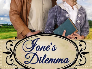 Ione's Dilemma by Linda Carroll-Bradd, a Historical Romance