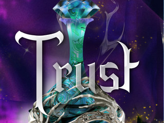 A Doorway Back to Forever: Trust, by Nanette O'Neal, a Teen Fantasy
