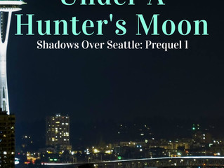Meet Timothy Bateson, author of the Urban Fantasy Short Story, Under a Hunter's Moon