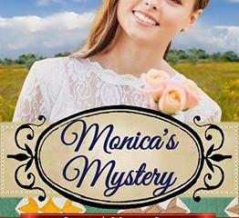 Monica's Mystery, by Kate Cambridge, a Historical Romance