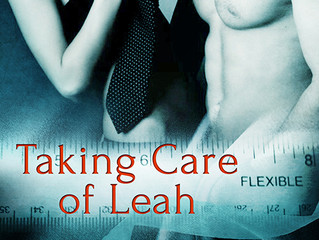 Charlotte Howard, Author of Taking Care of Leah, an Erotic Romance