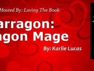 Tarragon: Dragon Mage Blog Tour, a Fantasy Novel by Karlie Lucas