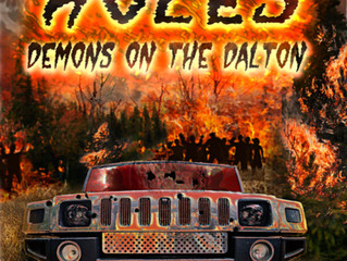 Meet Don Firesmith, author of Hell Holes 2: Demons on the Dalton