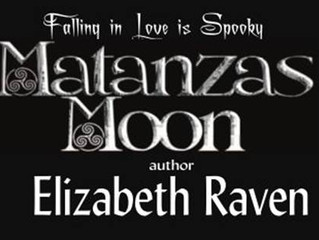 Author Spotlight: Elizabeth Raven, author of the Matanzas series