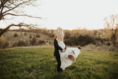 Almquist Farm Wedding - Elle & Kyle
