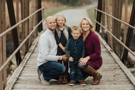 Zuidema family, Willmar, MN