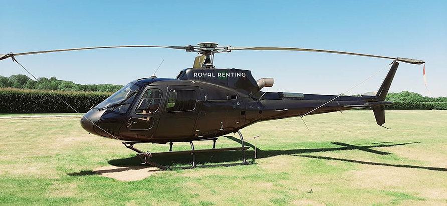 Airbus H125 helicopter rent huur location lour huren verhuur