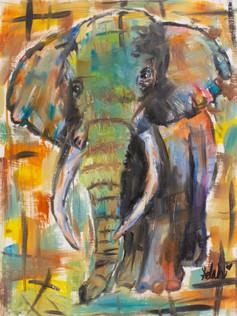 """30. SELAH EL ISSA  """"Elephant"""""""