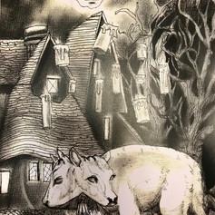 "38. NATALIE RIDLEY  ""Fantasy World"""