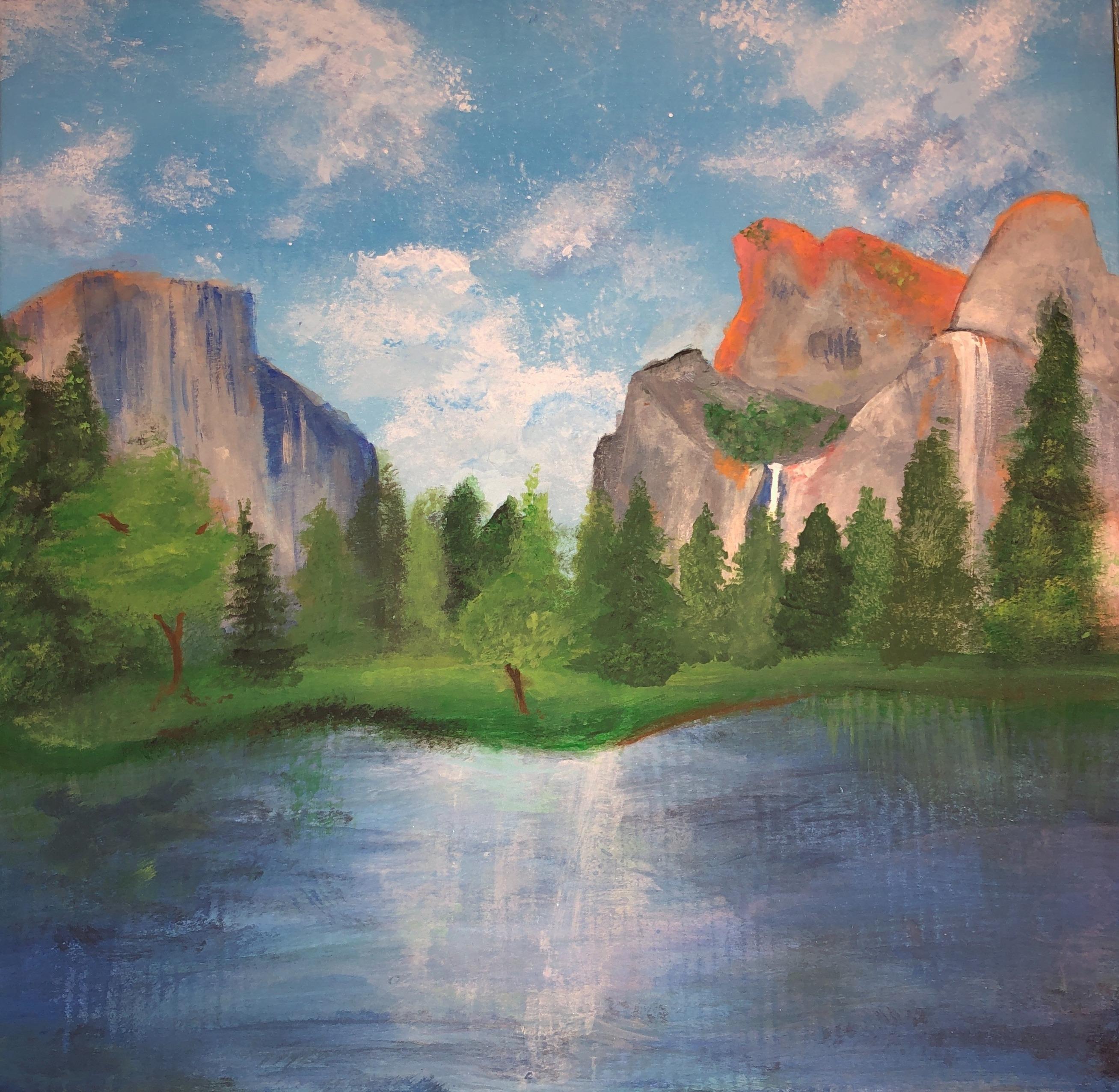 "18. PAYTON MIZE  ""Serene Yosemite"""