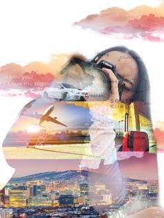 "23. JAILA LEE  ""Travel Plans"""