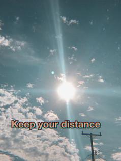 "13. DAMIA BUTLER  ""Keep Your Distance"""
