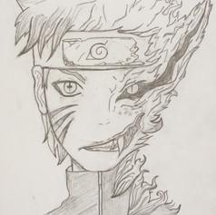 "29. IVY LOPEZ  ""Naruto Kurama State"""