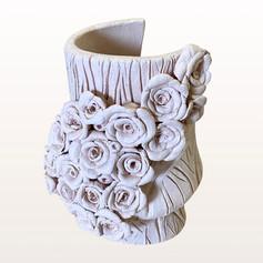 """12. HARSIMRAN SEKHON  """"Rose Vase"""""""