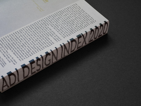 Design doesn't save the World. Sorry!
