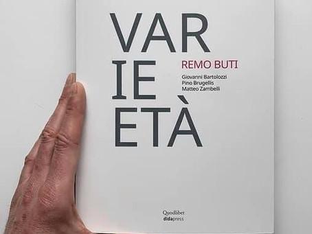 VARIE-ETA', UN LIBRO SU REMO BUTI