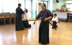 Musojikiden Eishin-ryu Iaido Hong Kong 無雙直傳英信流居合道