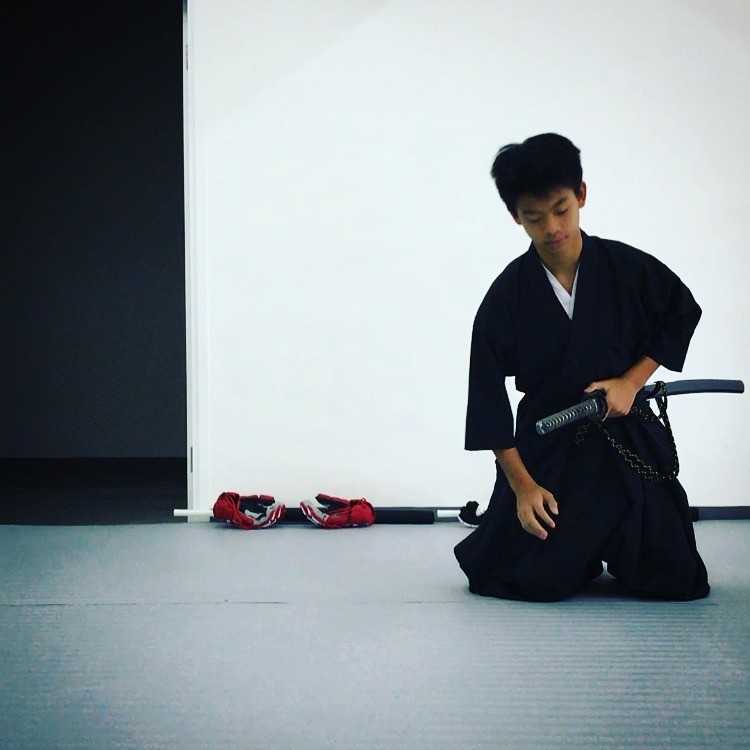 無双館香港道場居合道 Musojikiden Eishin-ryu Iaido Hong Kong 無雙直傳英信流居合道