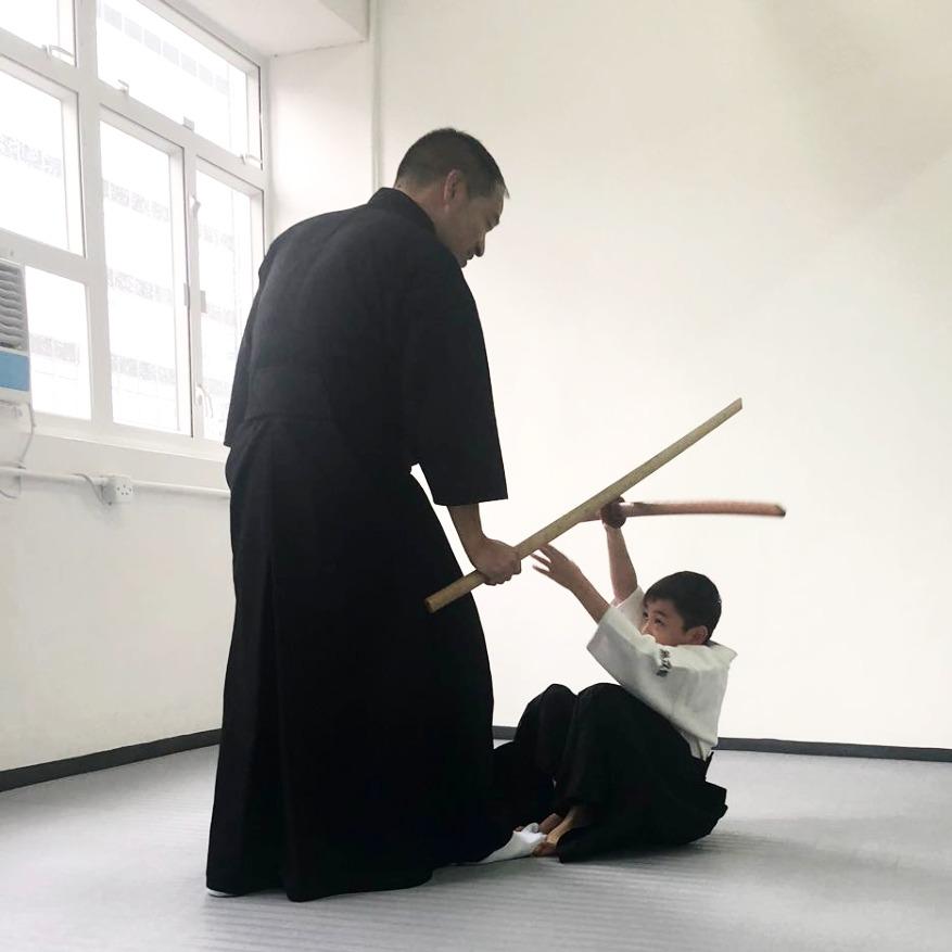 無双直伝英信流居合道 Musokjikideneishinryu Iaido