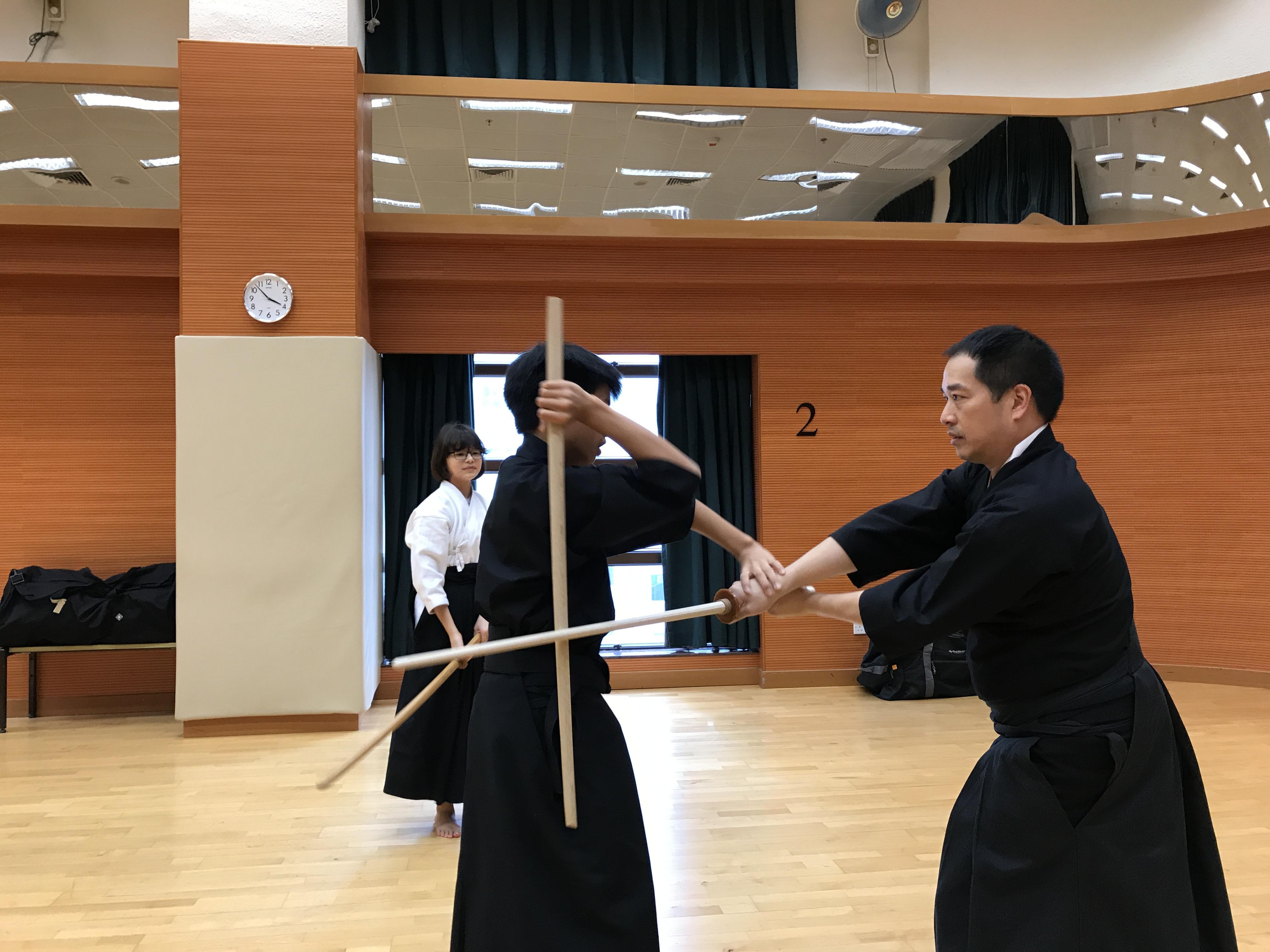Musokan Hong Kong 無双館 香港道場 少年部