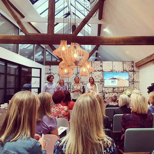 Welcome to the BOSS GIRLS London Transformation Workshop