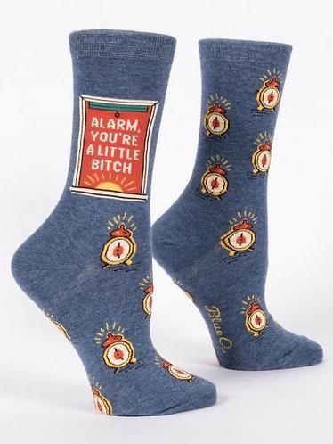 Alarm your bitch