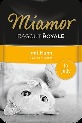 Miamor Ragout Royale in Jelly 100g Pouch - verschiedene Sorten