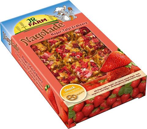 JR FARM Nager-Tafel Erdbeere 125g