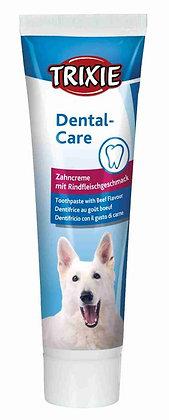 Zahncreme mit Fleischgeschmack, Hund