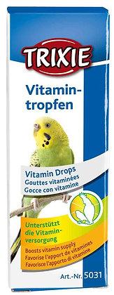 Vitamintropfen, Voegel