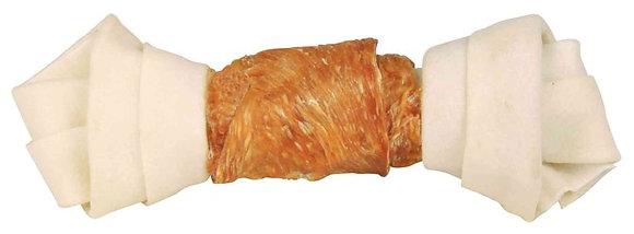 Denta Fun Knotted Chicken Chewing Bone 18 cm, 120 g