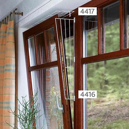 Schutzgitter fuer Fenster, oben/unten