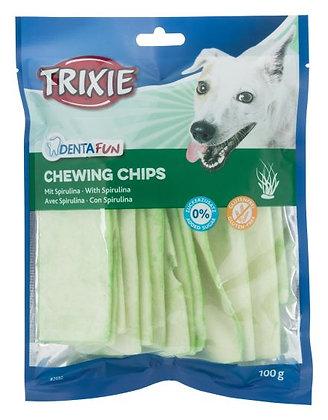 Denta Fun Spirulina Chewing Chips